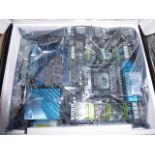 Asus P9X79 motherboard with box missing IO shield