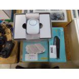 TP Link Powerline starter kit model AV600 and 8 port gigabit switch