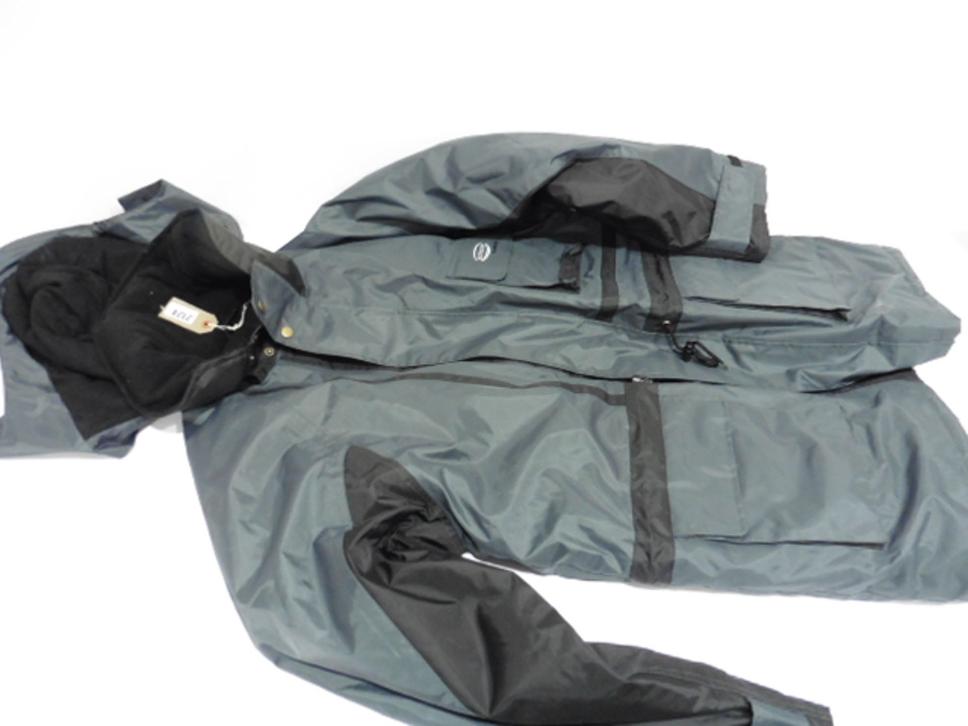 Ultimate Icelander XXXL insulated fishing coat