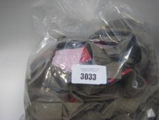 Bag containing 24 pairs of Union bay children's shorts in kakhi