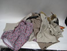 Bag containing approximately 15 pairs of gents shorts and swimming trunks by Ben Sherman, Jerry,