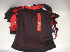 Bag of 24 Fila ladies mesh overlay tank tops sizes S-M