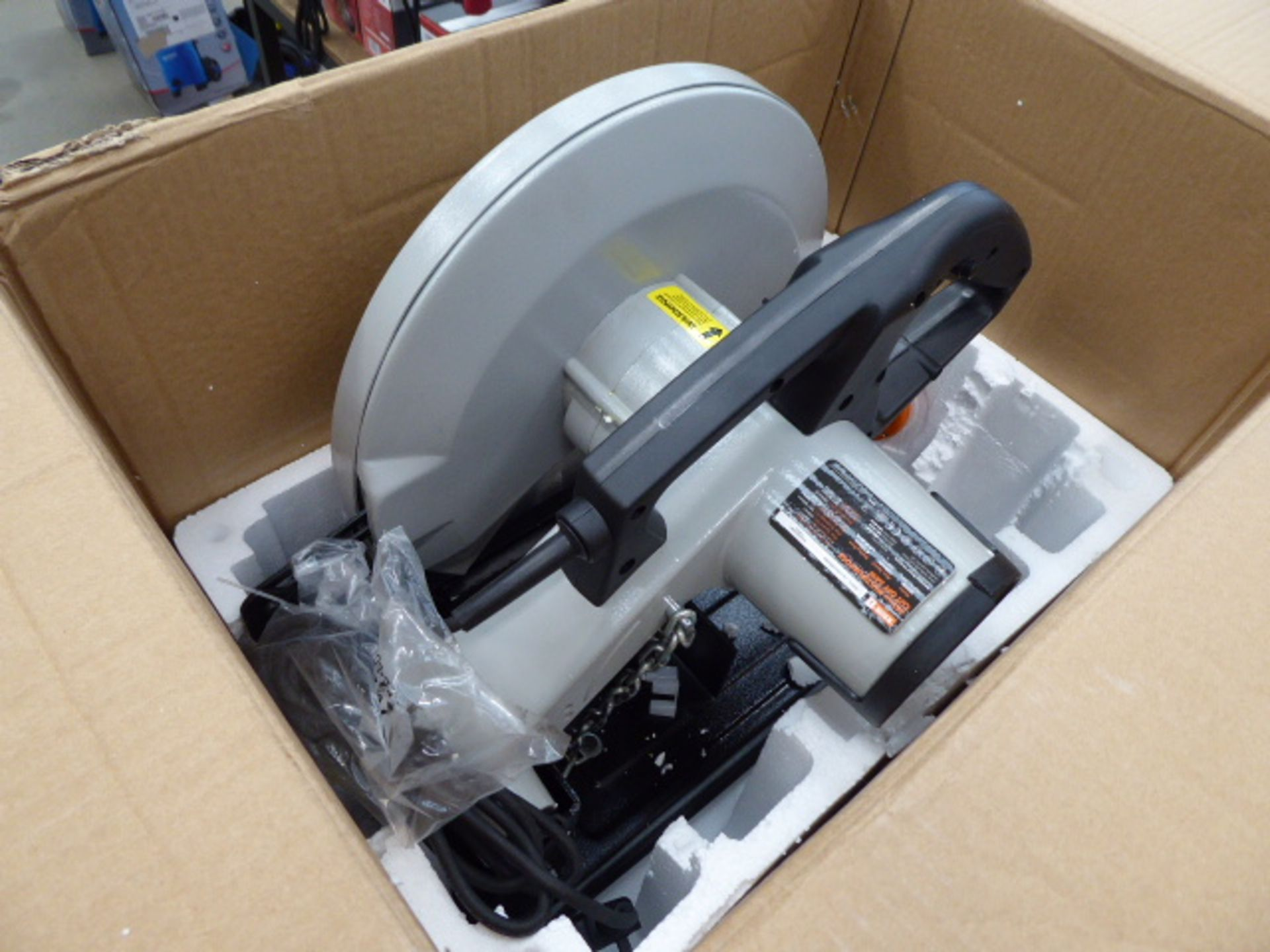 Boxed Evolution chopsaw - Image 3 of 3
