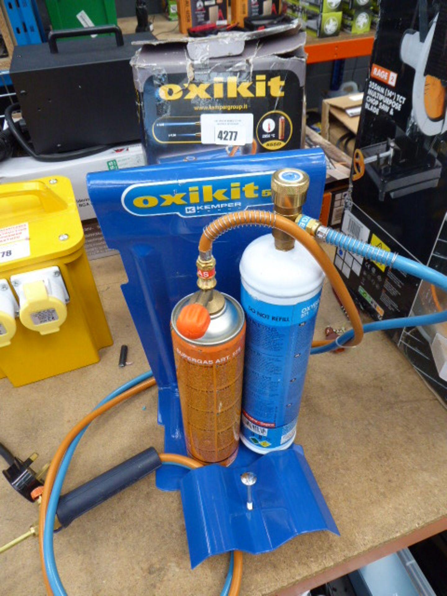Oxi mini braising kit