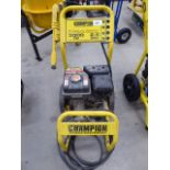 Champion petrol powered pressure washer (no end lance)