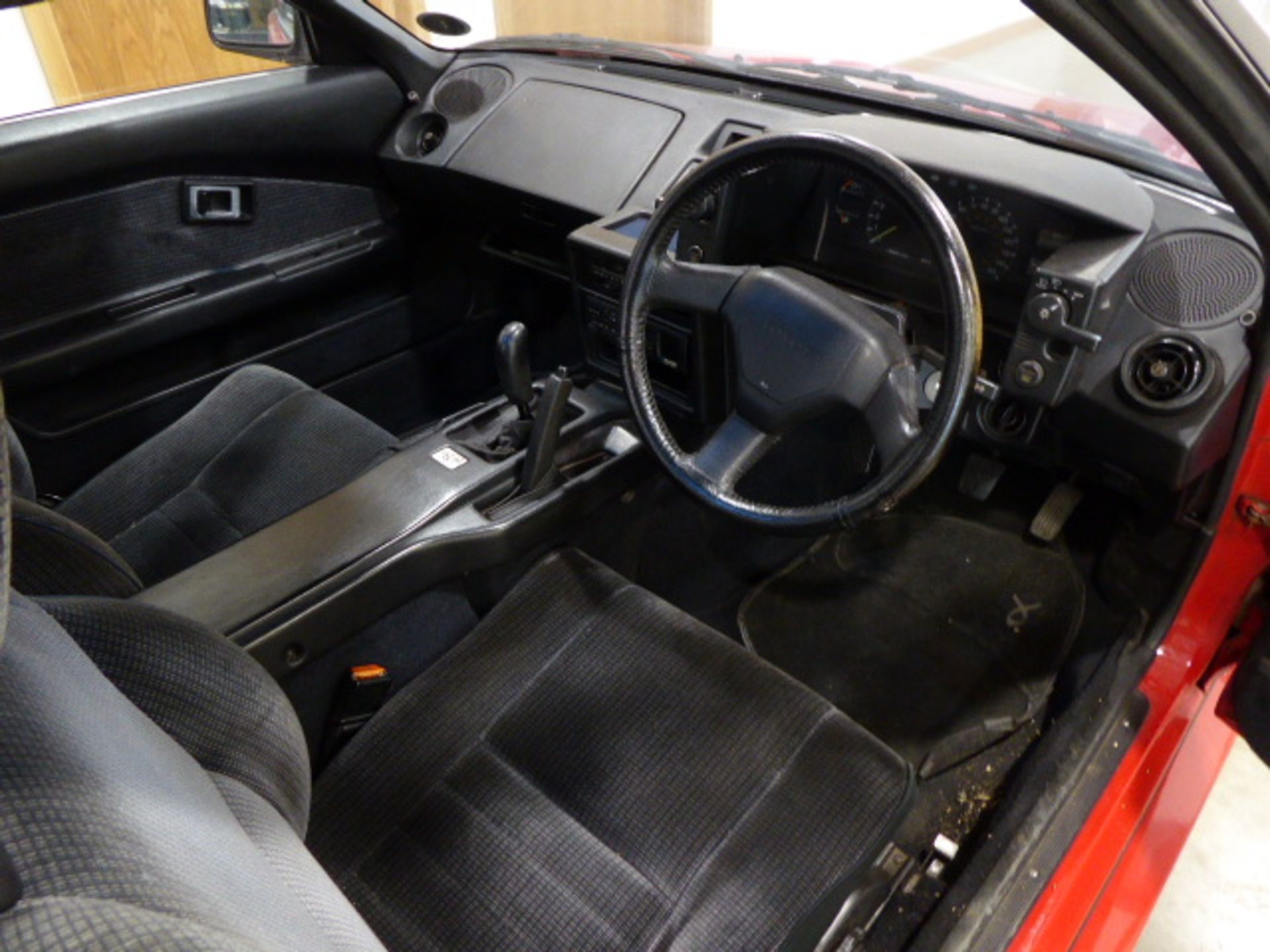 E511 KLO (1988) Toyota MR2, 2 door Sports, 1587cc, petrol, 5 speed manual, 145'881 miles, first reg. - Image 7 of 8