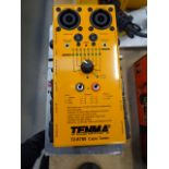 2 Tenma cable testing devices
