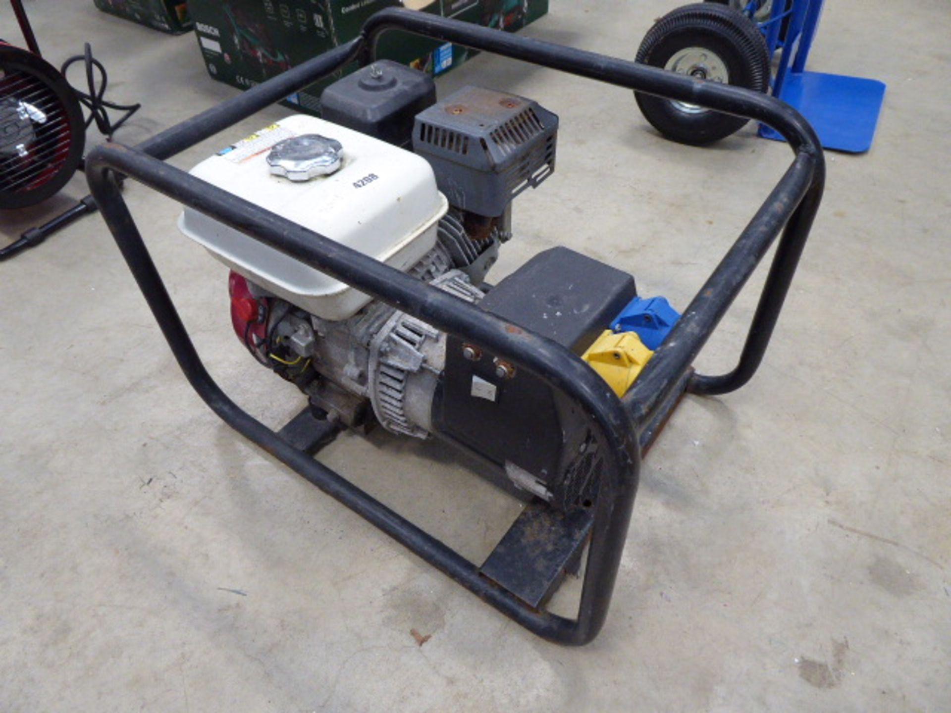 4242 - Petrol powered generator