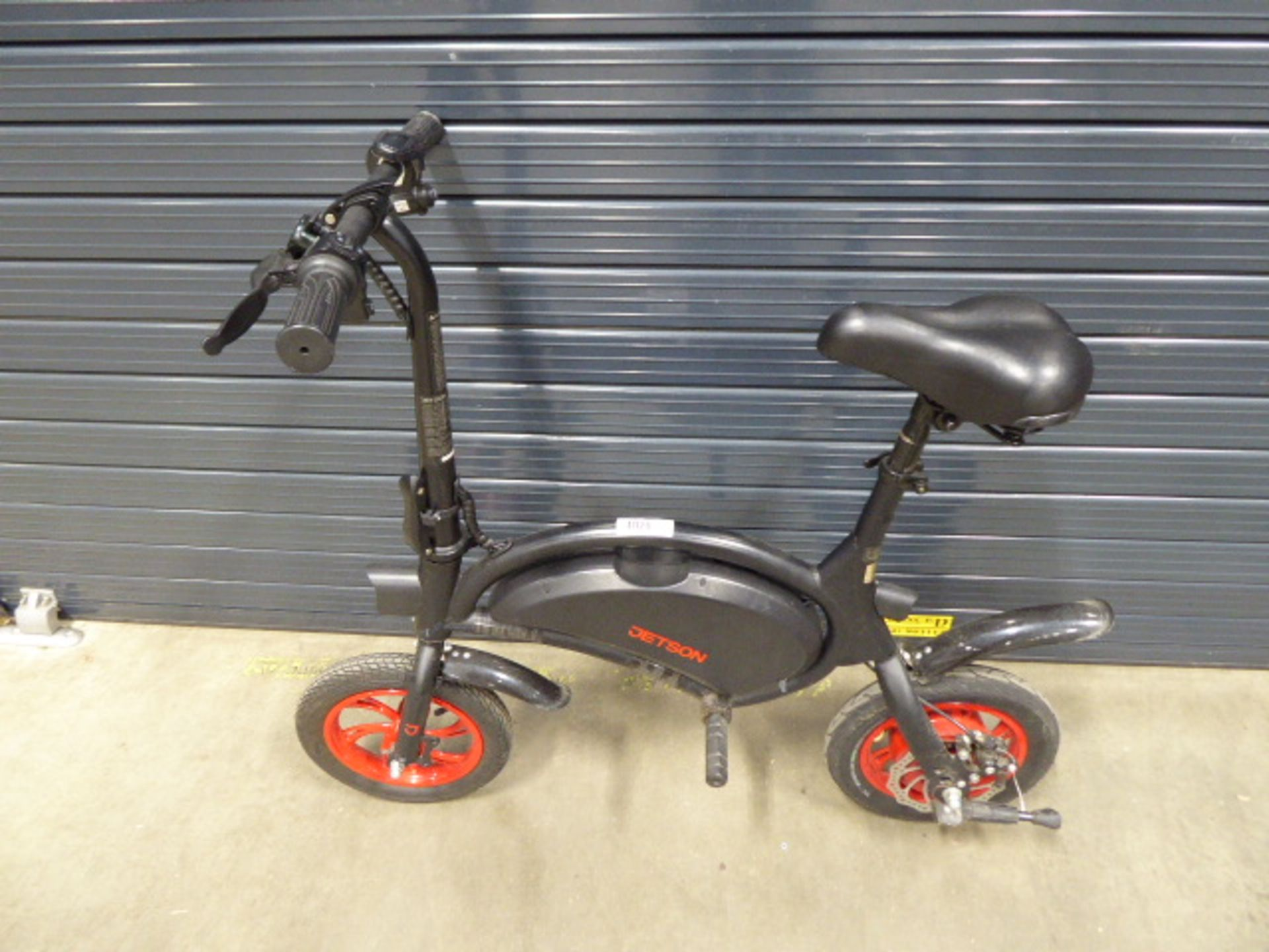 Jetson 2 wheel electric scooter bike (no charger)