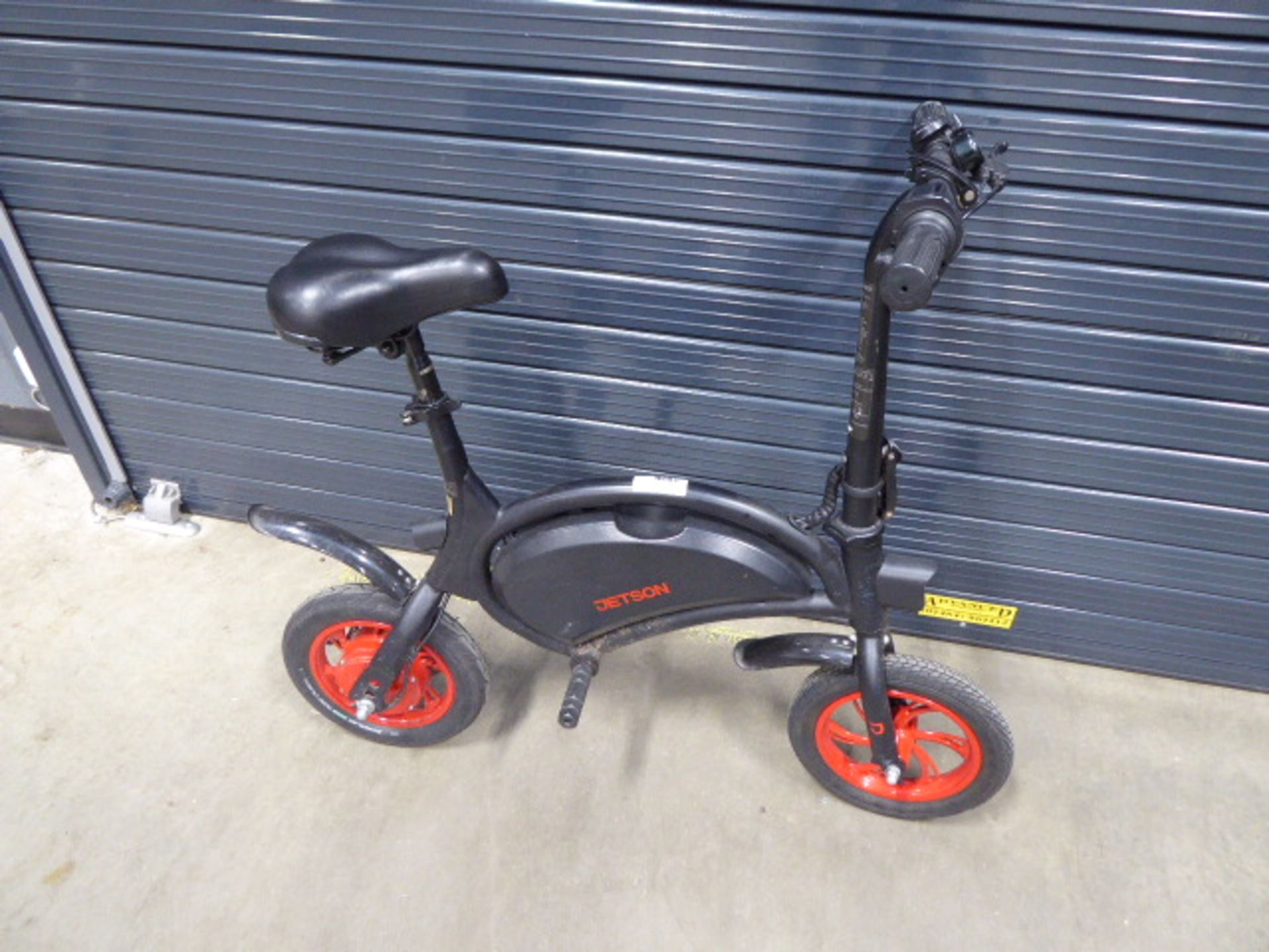 Jetson 2 wheel electric scooter bike (no charger) - Image 2 of 2