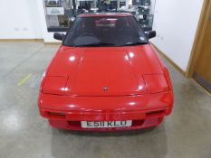 E511 KLO (1988) Toyota MR2, 2 door Sports, 1587cc, petrol, 5 speed manual, 145'881 miles, first reg.