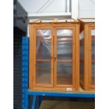 Wooden cold frame