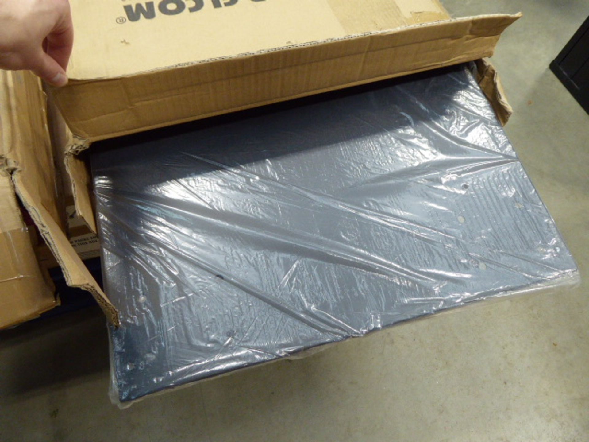 Pallet of comms cabinet parts - Image 3 of 5