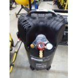 Small SIP 24 litre upright compressor