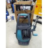 Boxed Makita electric pressure washer