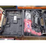 Duratool rotary hammer drill