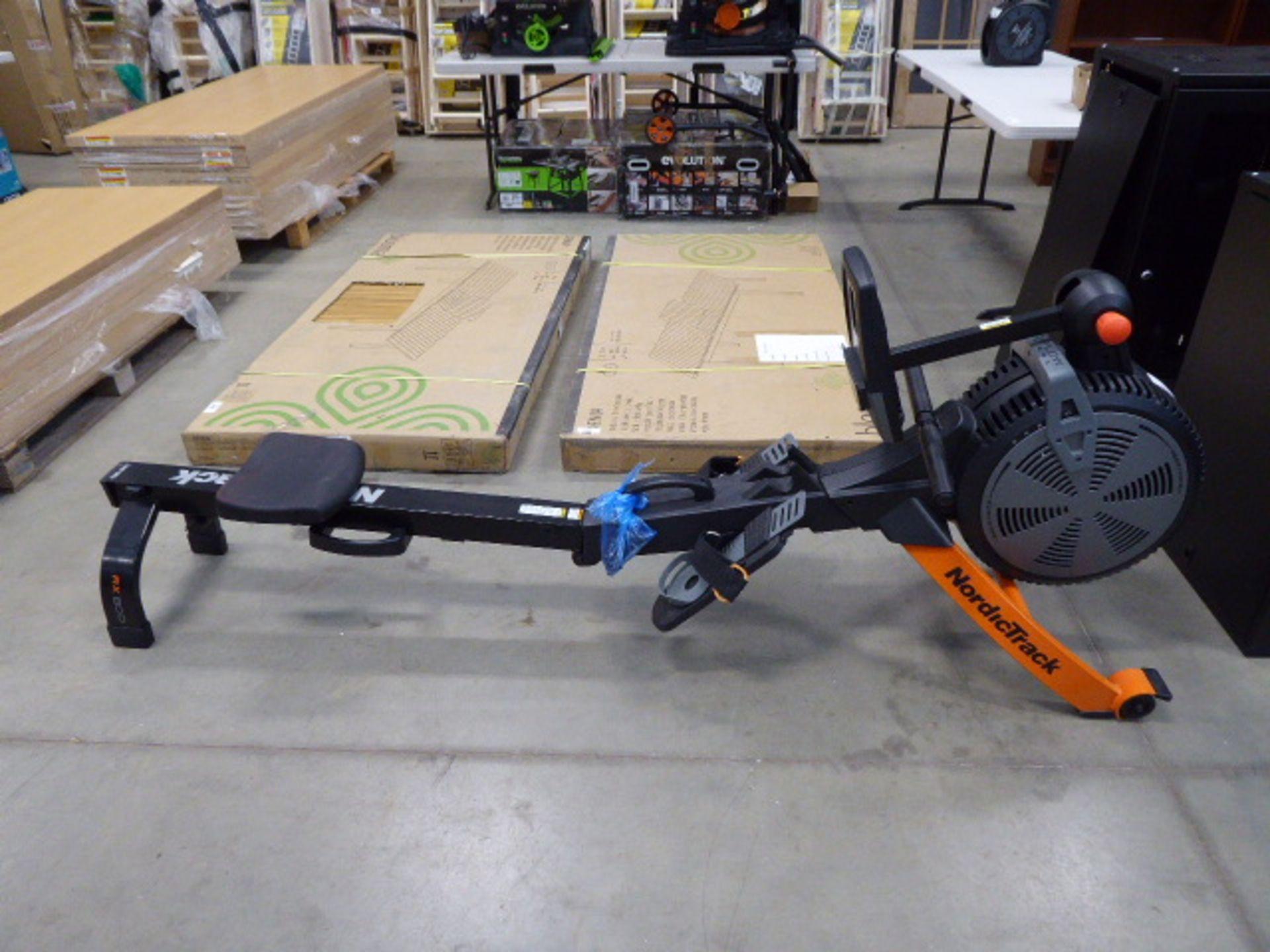 Nordic Track Airflow rowing machine
