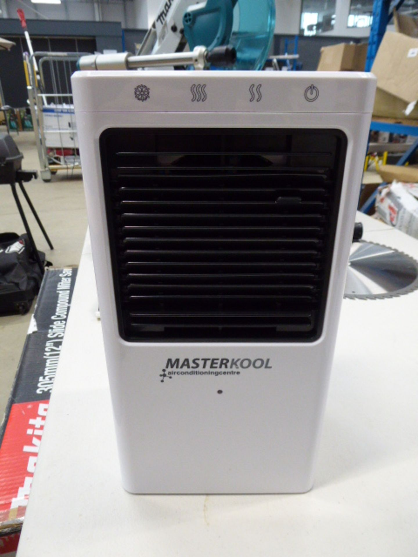 Mastercool table top air cooler - Image 2 of 2