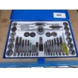Duratool 40 piece metric tap and die set