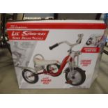 Boxed Schwinn 3 wheel tricycle