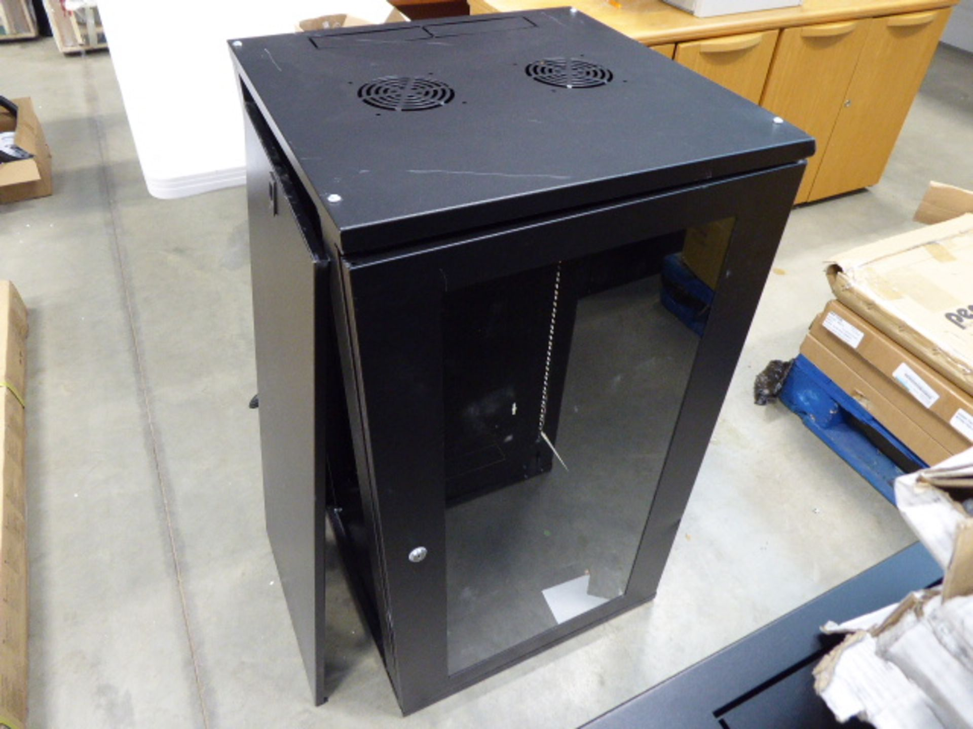 Large comms cabinet