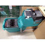 Bosch boxed AFT 25D electric garden shredder