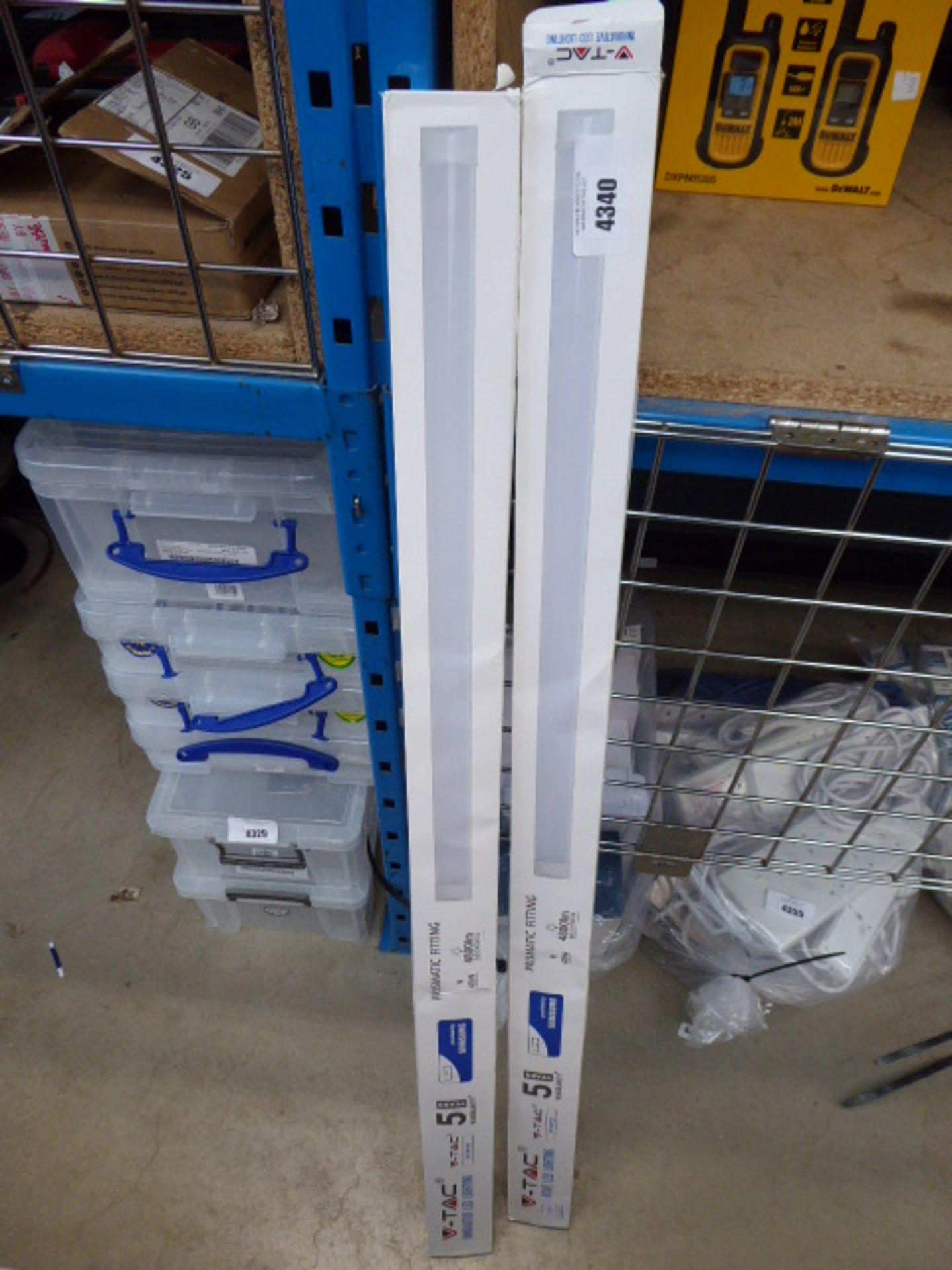 2 LED striplights - Image 2 of 2