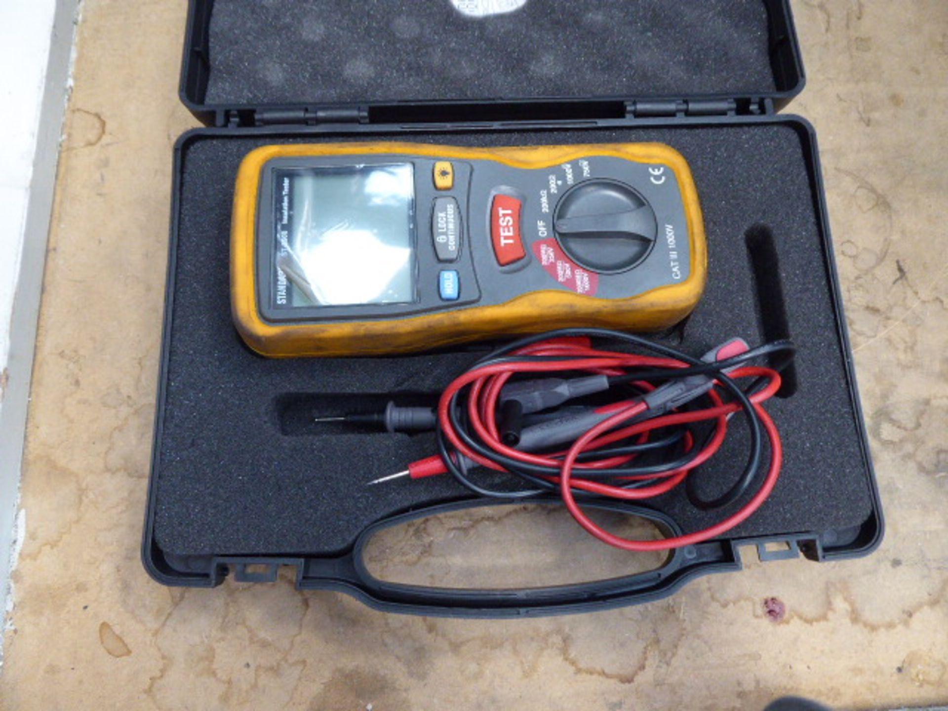 Digital instrument tester