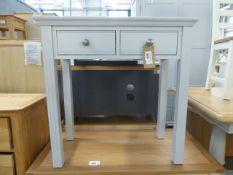5034 Banbury Grey Painted Dressing Table (10)