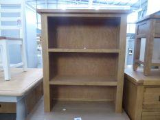 5136 Rustic Oak Small Sideboard Dresser Top (30)