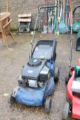 (1147) Challenge Extreme petrol engine rotary lawn mower