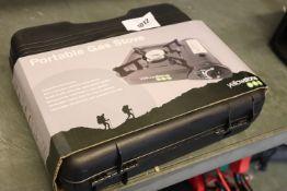 (1060) Yellowstone portable gas stove