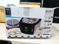 Boxed James Products Ultra 7000 Ultrasonic cleaner