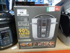 A boxed 20-in-1 digital pressure and multi cooker (used)