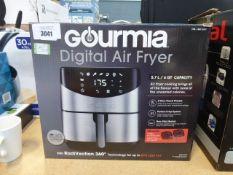 Boxed Gourmet digital air fryer