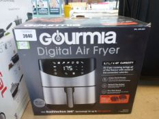 Boxed Gourmet digital air fryer