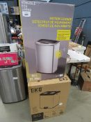 Boxed motion sensor bin plus another Sensible Ecoliving bin