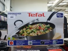 Boxed Tefal saute pan