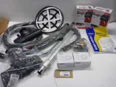 G-tech, Bosch, Henry and other vacuum parts and dust bags