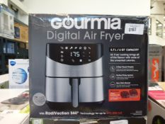 Boxed Gourmet digital air fryer (AF)