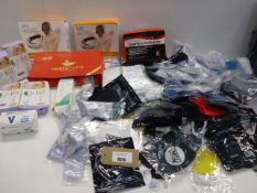 Prosthetic socks, Lancets, Mouth to Mouth masks, personal protection face masks, Infrared