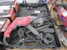 4245 SDS drill (broken chuck)