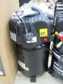 Small 24l Airmate Hurricane upright compressor