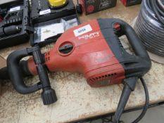 Hilti TE706 110V breaker