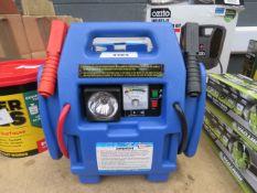 Blue jumpstart kit