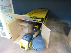DeWalt 18v battery powered strimmer (no battery, no charger)