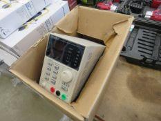 Tenma digital control power supply