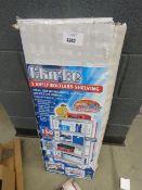 Flatpack boxed rack