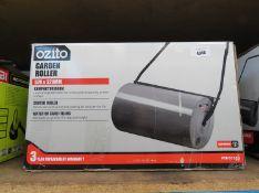 Boxed Ozito garden roller