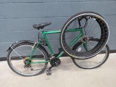 4023 - Green Challenge gents mountain bike
